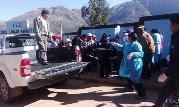 Group 10 notic as huancayo alcalde de antabamba for Ministerio del interior como llegar