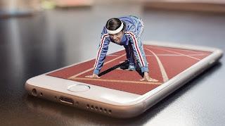 tips trik cara penyebab kenapa game iPhone keluar sendiri