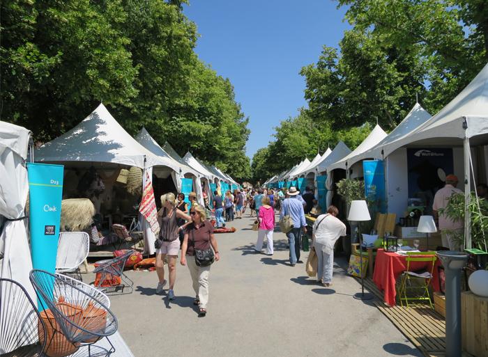 Vivre Côté Sud  Aix-en-Provence - blog deco