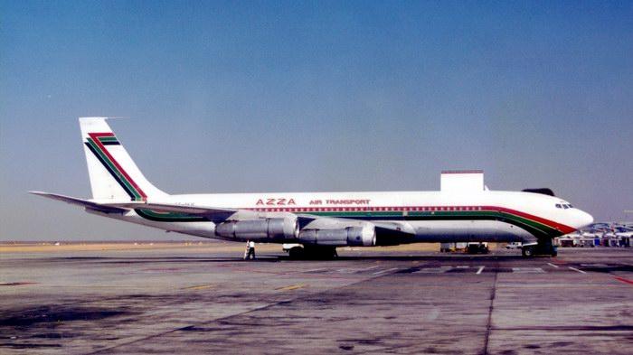 عزة للنقل الجوي Azza Air Transport