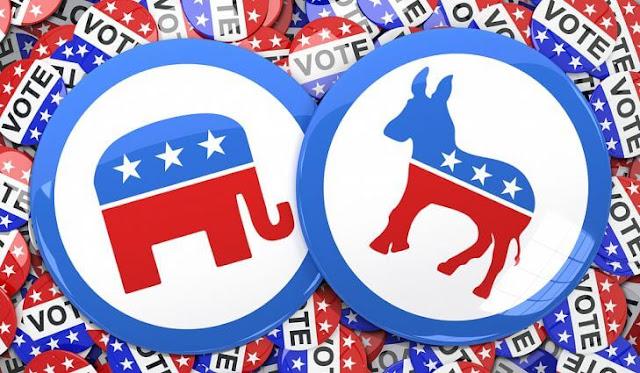 ما هو الفرق بين الجمهوريين والديمقراطيين؟