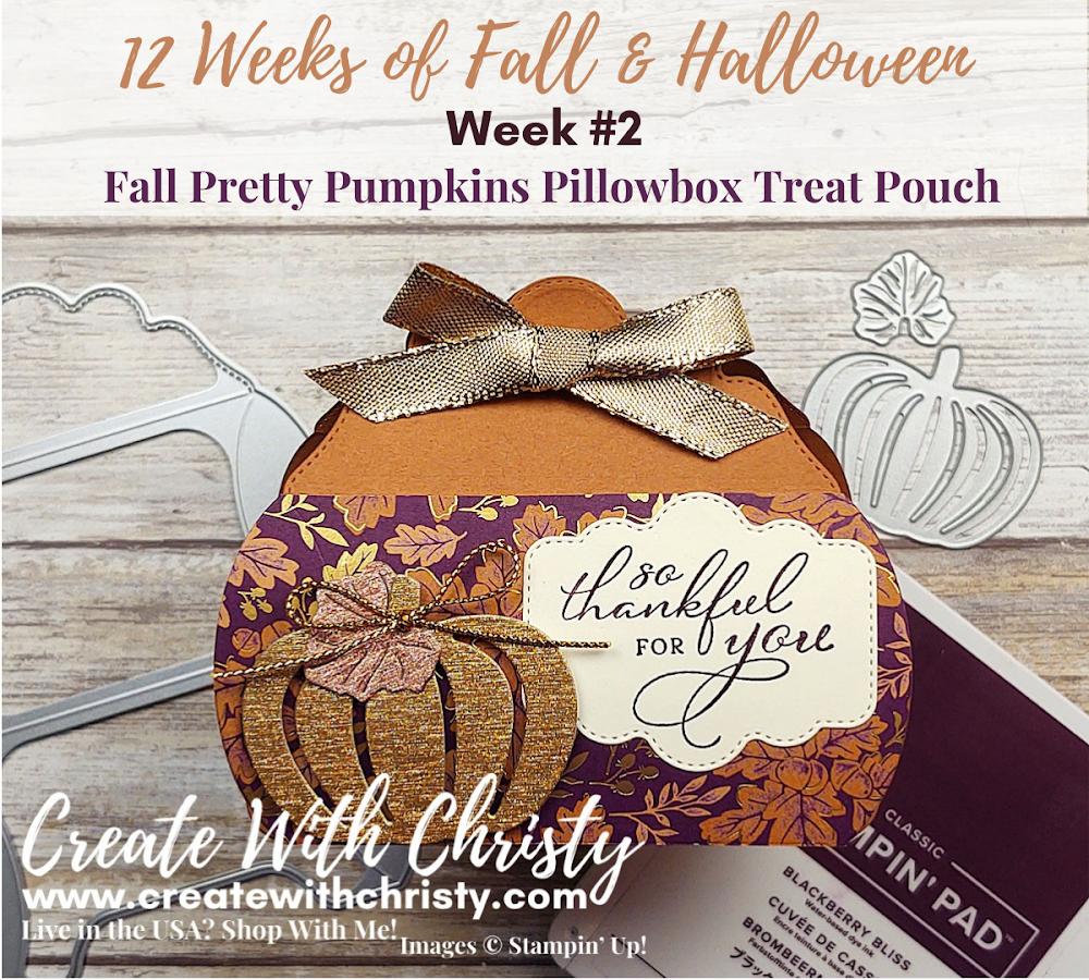 12 Weeks of Fall & Halloween - Week #2