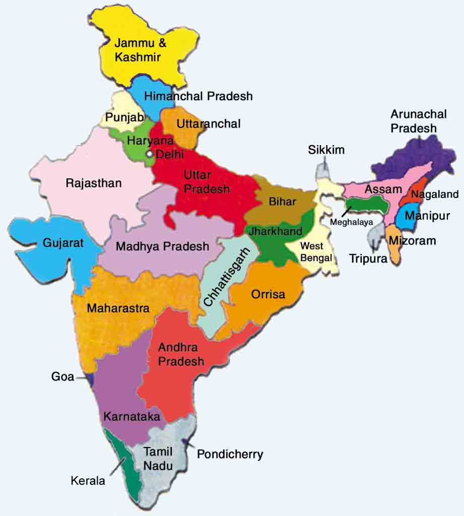 INDIA REVIEW-INDIAN STATES AND  TERRITORIES