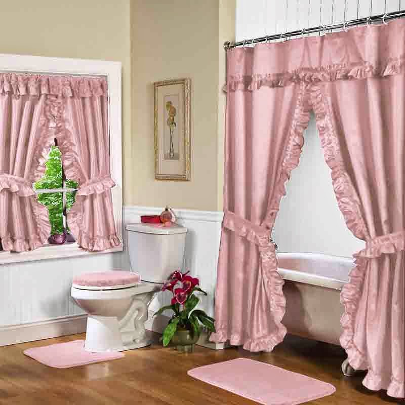 Curtain Ideas Shower Curtains With Matching Window Valance