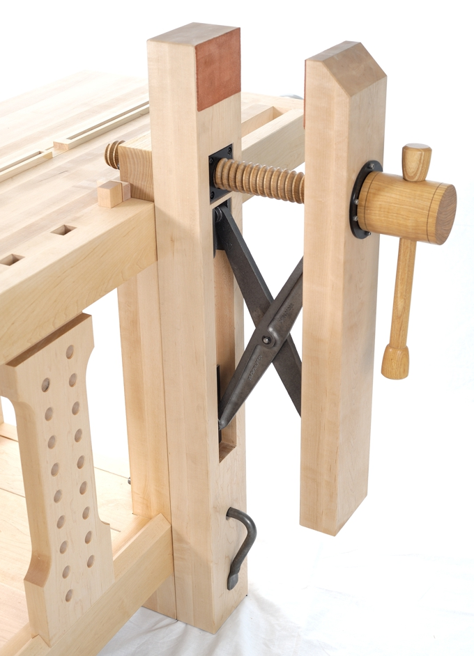 Dream Job For Woodworker Wooden Vise Plans