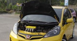 Rekomendasi oli mesin yang cocok untuk honda jazz Gen 2 GE8 (i-VTEC)