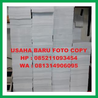Jasa Fotocopy Antar Jemput