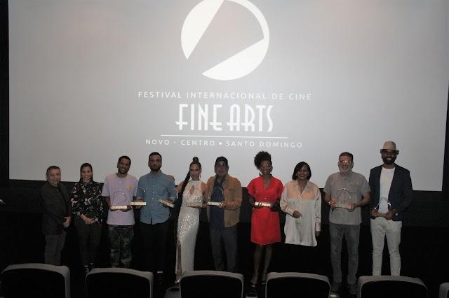 """""""Candela"""" gana el XI Festival Internacional de Cine Fine Arts"""