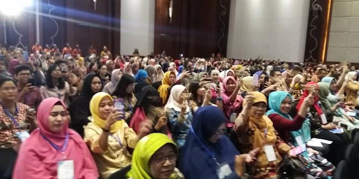 KIT Hisfarma 2019 Membeludak, 1.512 Peserta Dari 34 Provinsi