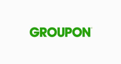 brand font groupon