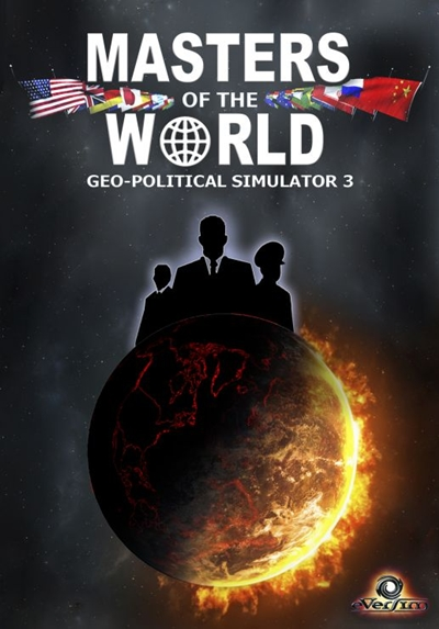 Masters of The World Geopolitical Simulator 3 PC Full