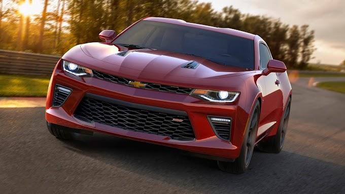Plano de Fundo Chevrolet Camaro SS