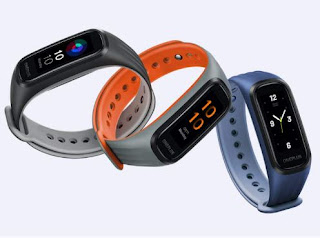 One Plus Smart Band