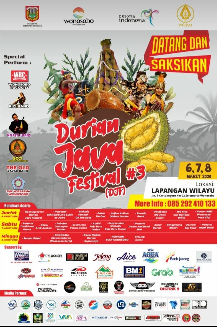 Java Durian Festival, Wilayu