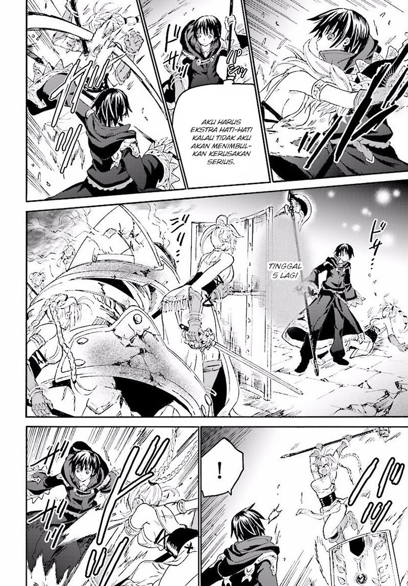 Komik Death March Chapter 24 Bahasa Indonesia