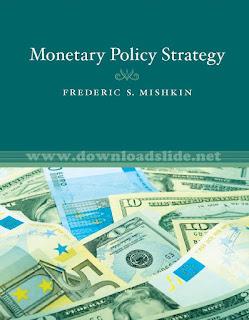 Monetary Policy Strategy by Frederick S. Mishkin
