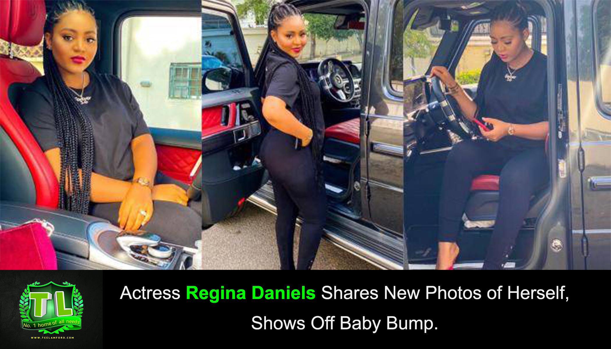 Actress-Regina-Daniels-Shares-New-Photos-of-Herself-Shows-Off-Baby-Bump-Teelamford