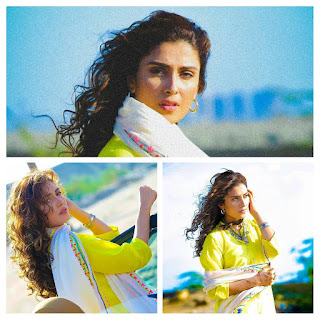 Ayeza Khan Looking Awesome in Casual Look