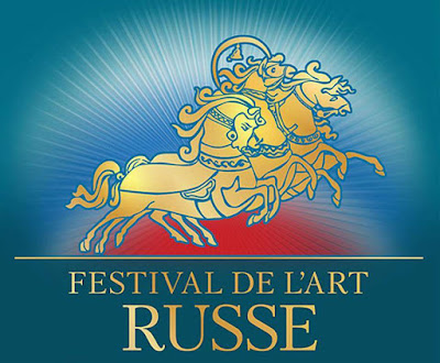 20th Russian Art Festival in Cannes.
