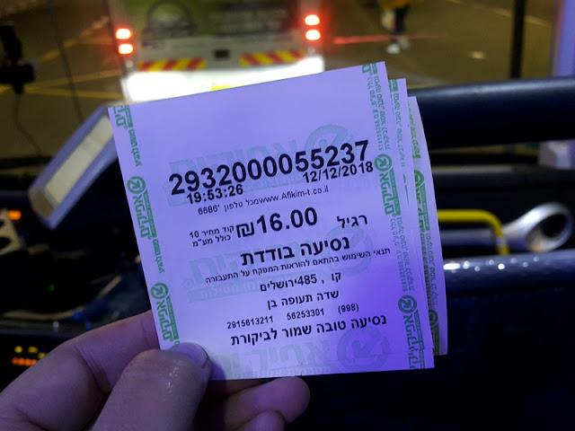 ir do aeroporto até Jerusalém