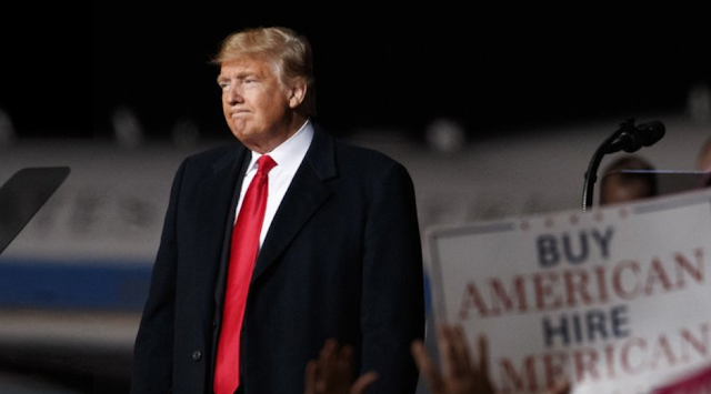 Trump's campaign mode revives fiery immigration talk