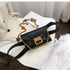 https://baginning.com/p/black-lizard-printed-belt-bags-metal-buckle-fanny-pack-with-chain.html