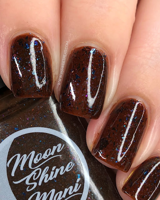 Moon Shine Mani I Wasn't Supposed to Put Beef in the Trifle 25 Sweetpeas