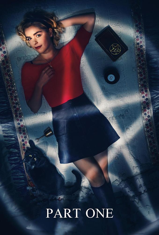 Chilling Adventures of Sabrina (2018) Temporada 01/Parte 01 NF Web-DL 1080p Latino
