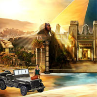 NsrGames The Kingdom Of Egypt Monkey Temple