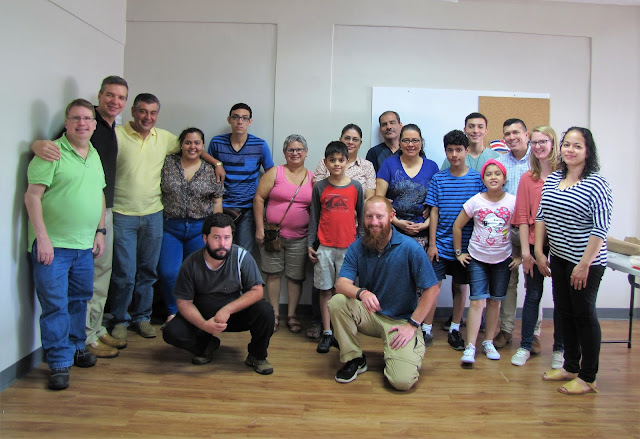 Group photo of those that attended the cultural breakfast.