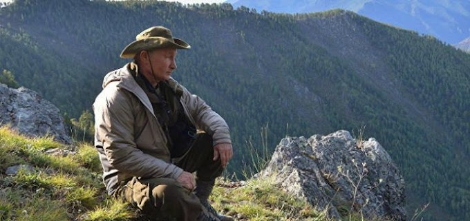 Путин — наш резидент