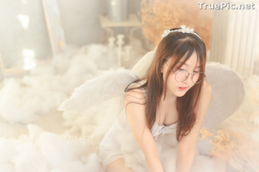 Image Thailand Model - Phunnita Intarapimai - Cute Angel Girl - TruePic.net - Picture-9
