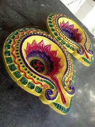 lakshmi Padma rangoli