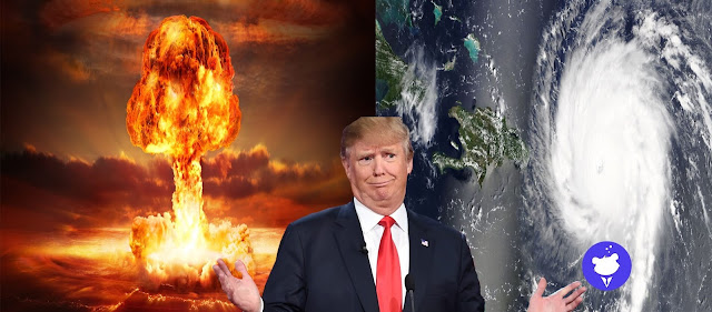 Trump floated nuking hurricanes to stop them from hitting US