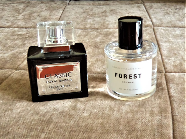 Miniso Perfumes for Men - Classic Royal Baron and Forest - Miniso Review 2020