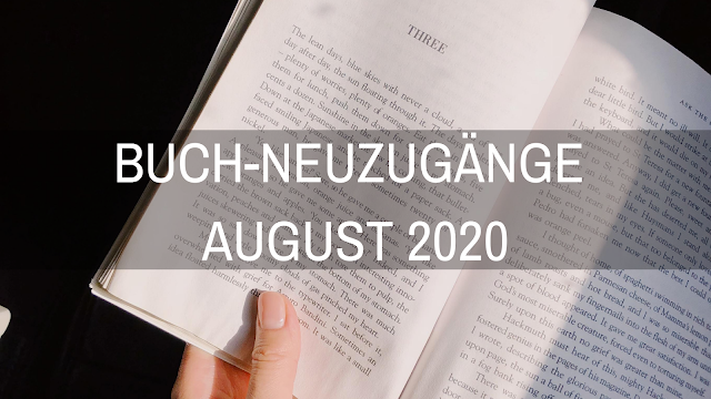 Buch-Neuzugänge August 2020