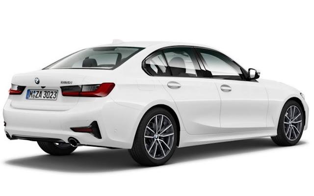 Novo BMW 320i 2020
