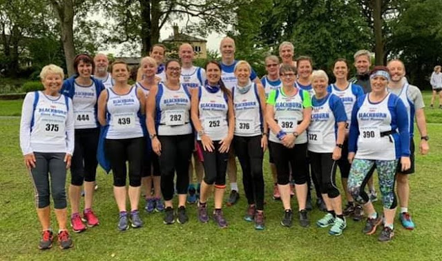Blackburn Road Runners at Astley Park Trail Series #2