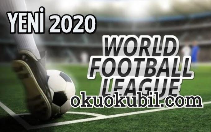 Dünya Soccer League v1.9.9.5 Dünya Ligi Yeni Mod Apk İndir 2020