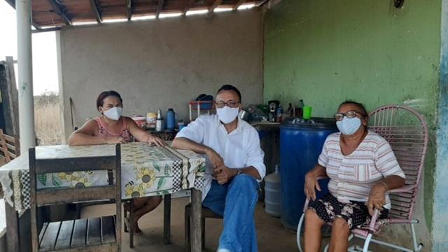 VÍDEO: Vereador Zé Gonçalves (PT), confirma que Zona Rural está as escuras