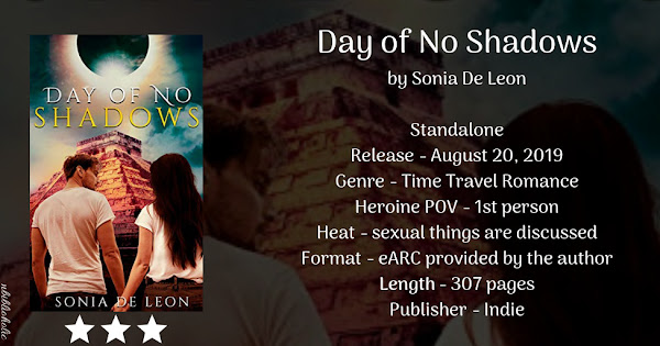 DAY OF NO SHADOWS by Sonia De Leon