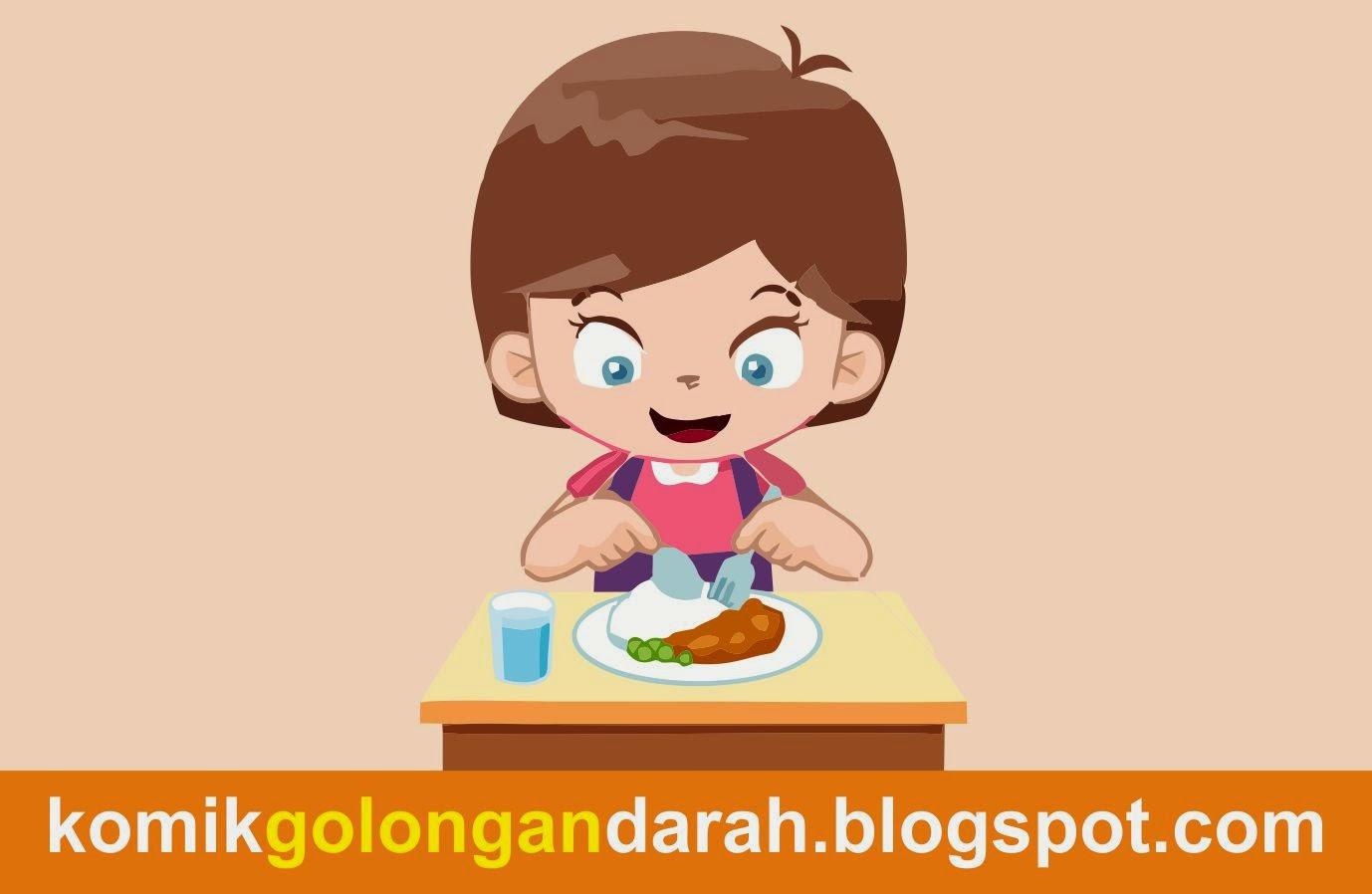 Diet Golongan Darah O : Makanan Yang Boleh dan Tidak