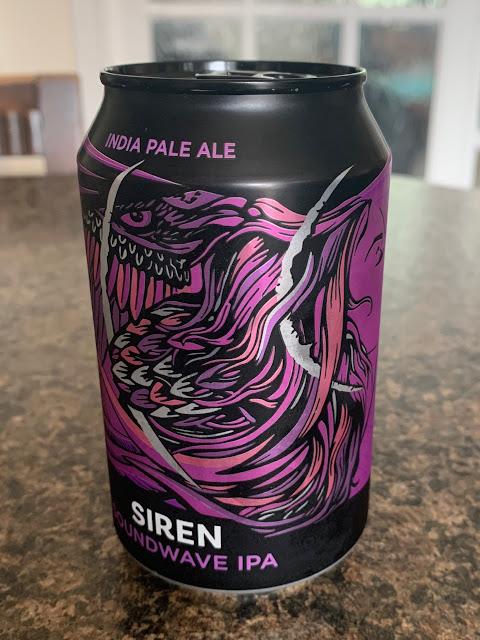 Soundwave IPA Siren Craft Brew