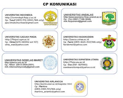 Beasiswa S2 Dalam Negeri Kominfo Tahun 2020