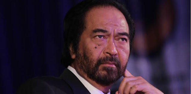Sindiran Jokowi Bukti Kebohongan Surya Paloh?