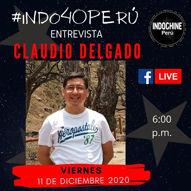 #INDO4OPERU - Entrevista a Claudio Delgado