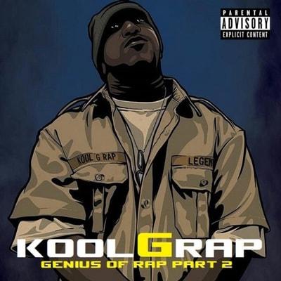 Kool G Rap - Genius Of Rap 2 (2020) - Album Download, Itunes Cover, Official Cover, Album CD Cover Art, Tracklist, 320KBPS, Zip album