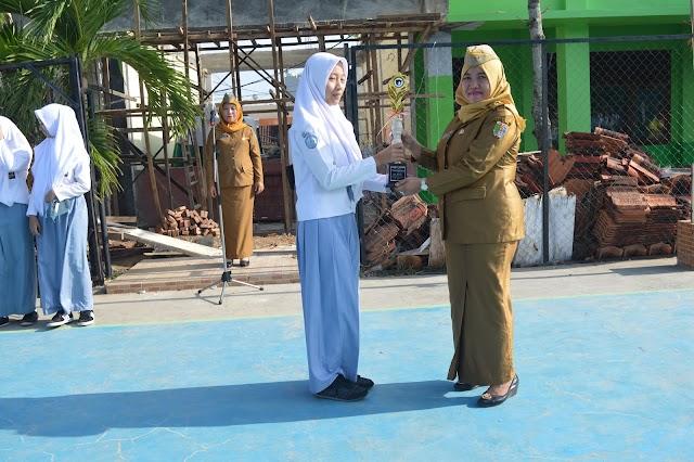 Musikalisasi SMAN 14 Bandar Lampung Juara 1 Tingkat Kota