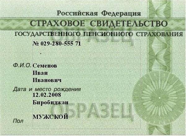 Как получит снилс гражданин кыргызтана