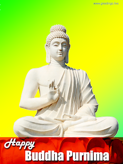 happy Buddha purnima wishes greetings Images, Buddha statue